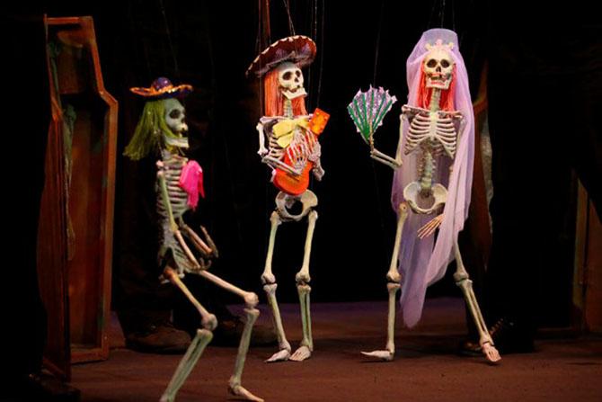 Театр марионеток Боба Бейкера в Лос-Анджелесе