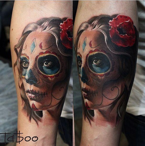 Удивительно реалистичные татуировки