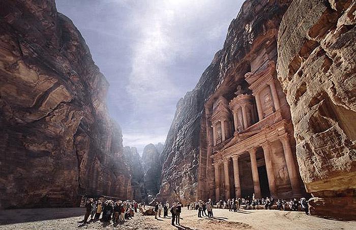 Древние исторические памятники мира