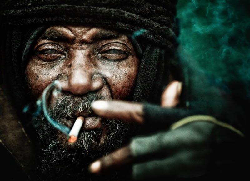 Портреты бездомных от Ли Джеффриса