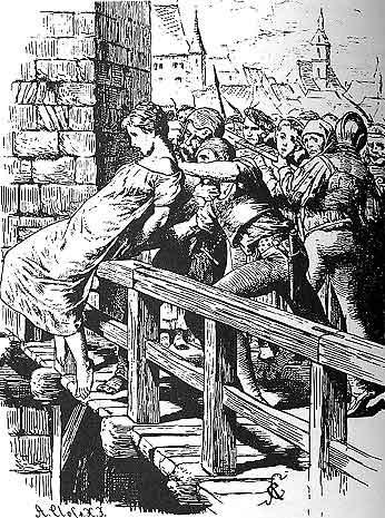 10 самых известных казней ведьм