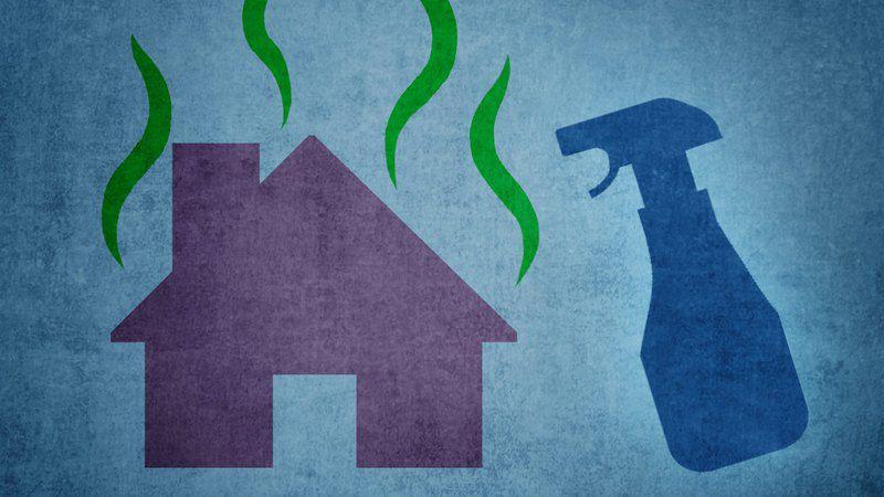 Как избавить ваш дом и тело от неприятных запахов