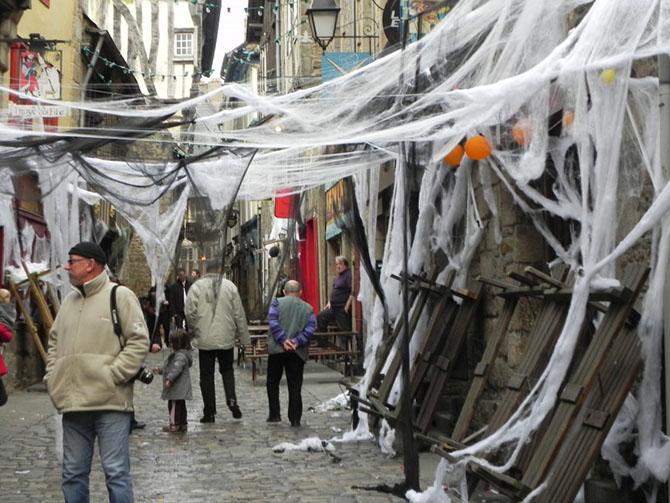 Как празднуют Хэллоуин в разных странах