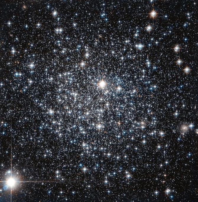 Свежие фотографии телескопа Хаббл