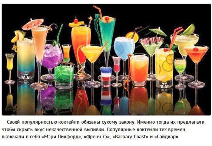 25 интересных фактов об алкоголе