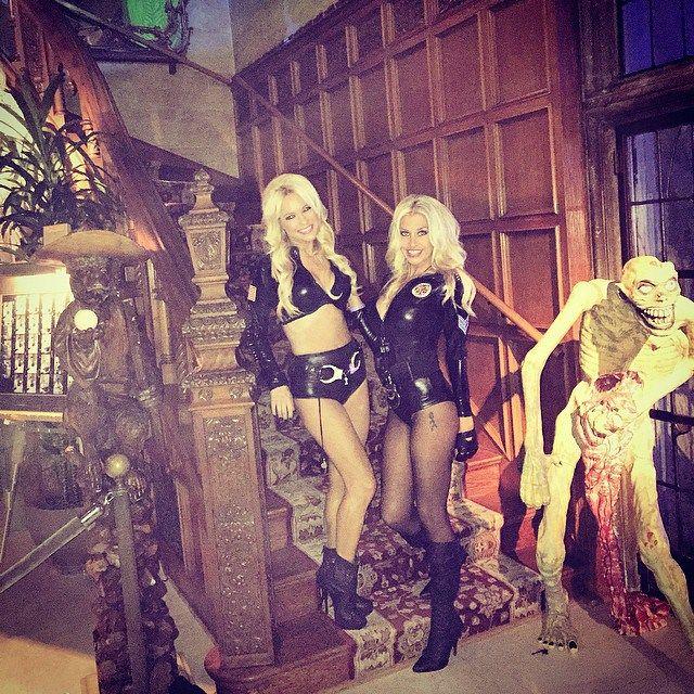 Playboy Halloween Party 2014