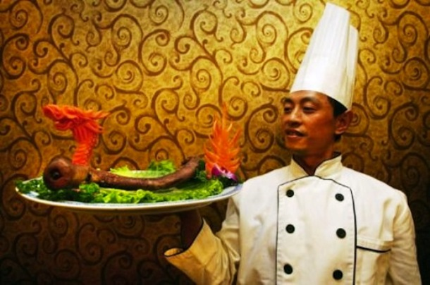 Удивительные рестораны в разных странах