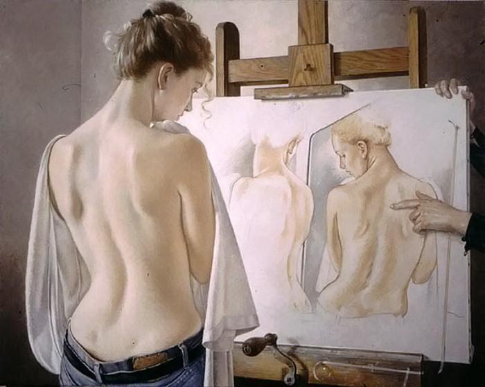 Живопись Франсин ван Хоув