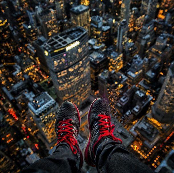Инстаграм фотографа National Geographic