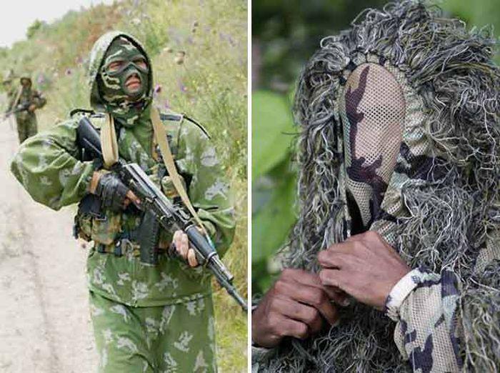 Отличия спецназа России и США