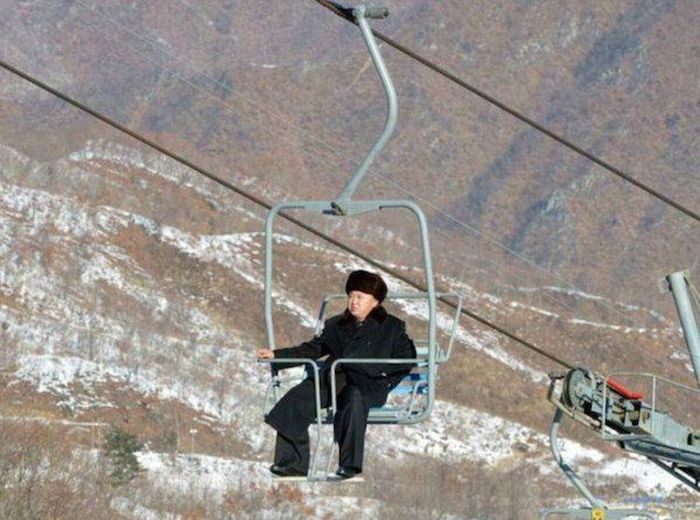 В КНДР открылся первый горнолыжный курорт