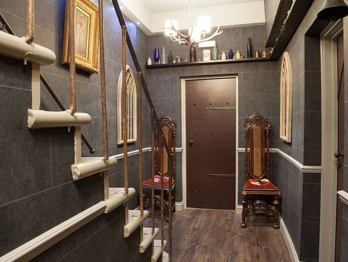Комнаты для волшебников в отеле Georgian House
