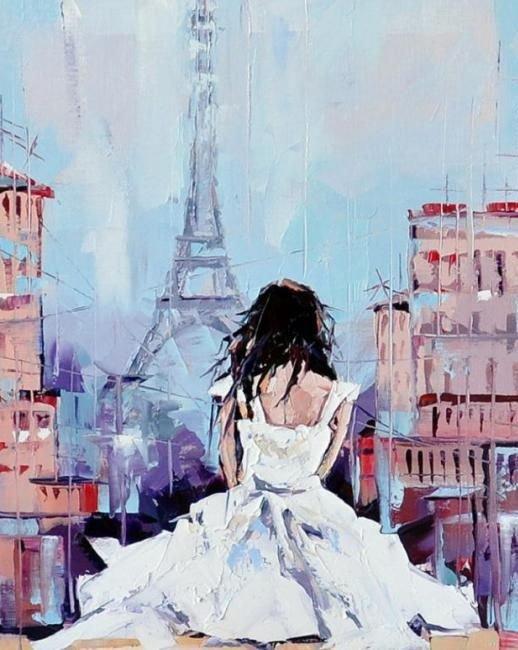 Прощай моя француженка в картинах