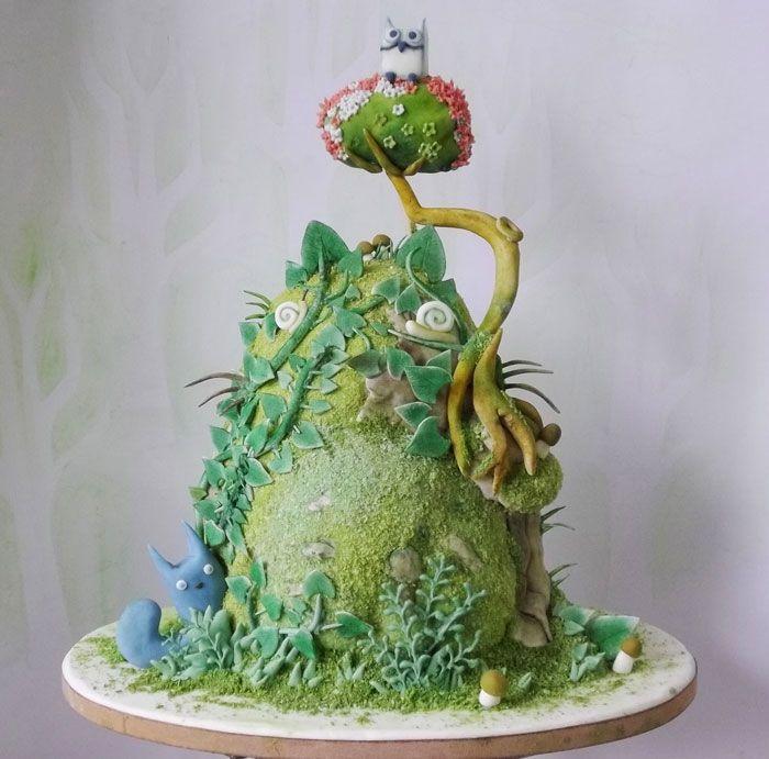 Фантастические произведения кулинарного искусства