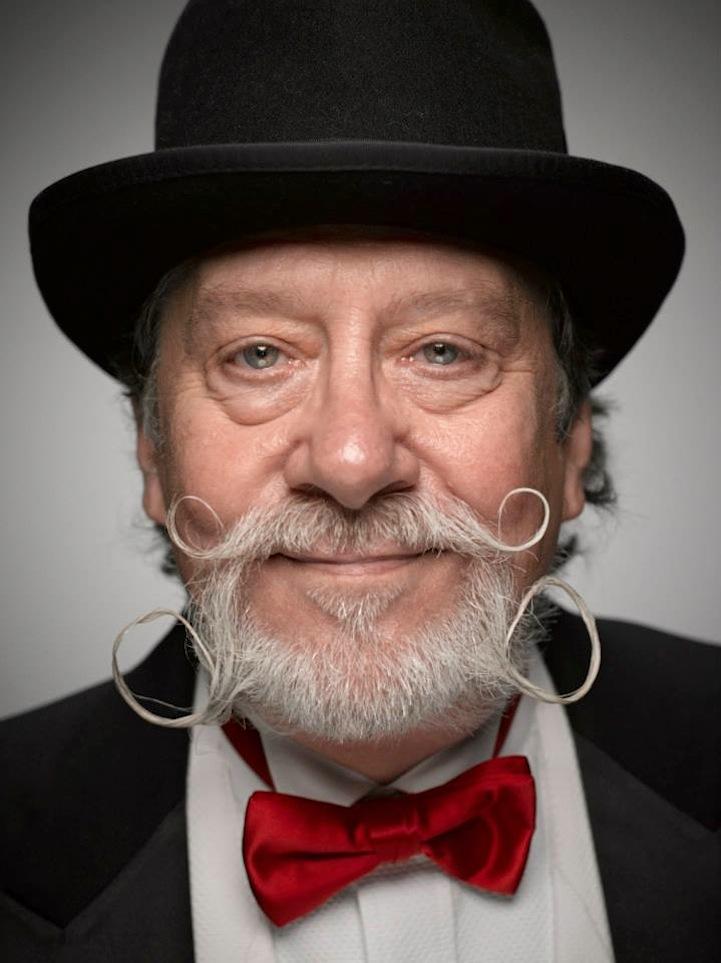 Конкурс усов и бород World Beard and Moustache Championship 2014