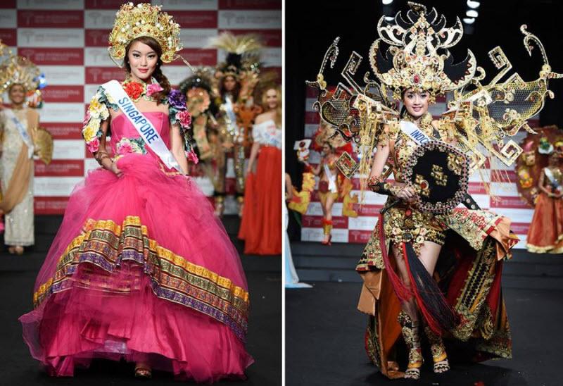 Международный конкурс красоты Miss International 2014