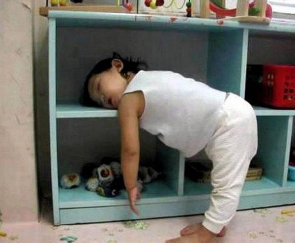 Если очень хочется спать