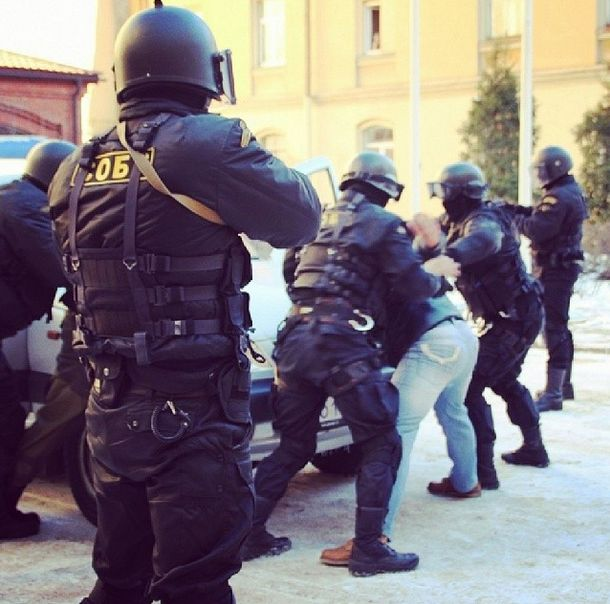 Инстаграм российской полиции