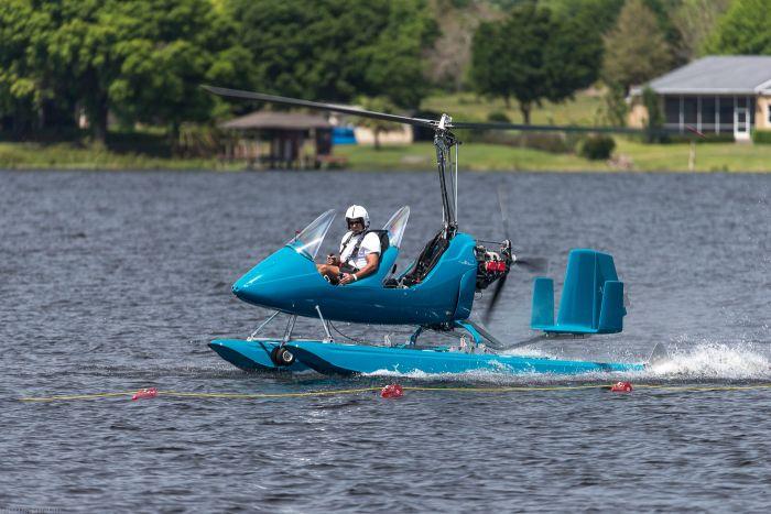Поплавковый автожир MTOsport