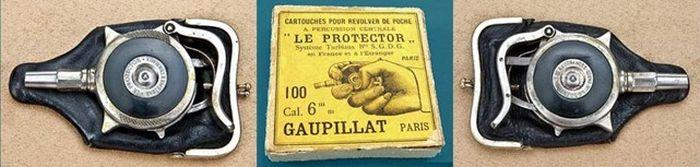 Револьвер самообороны Le Protector