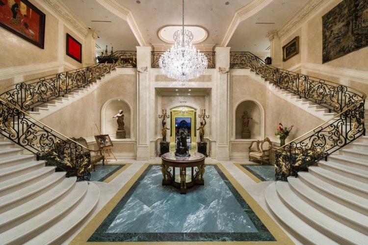 195 млн долларов за дом в Лос-Анджелесе