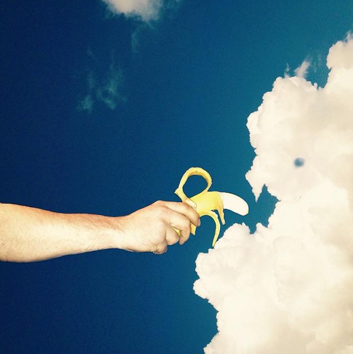 Игра с облаками