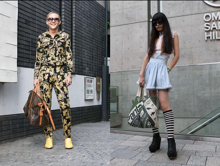 Подборка фото современных модных тенденций