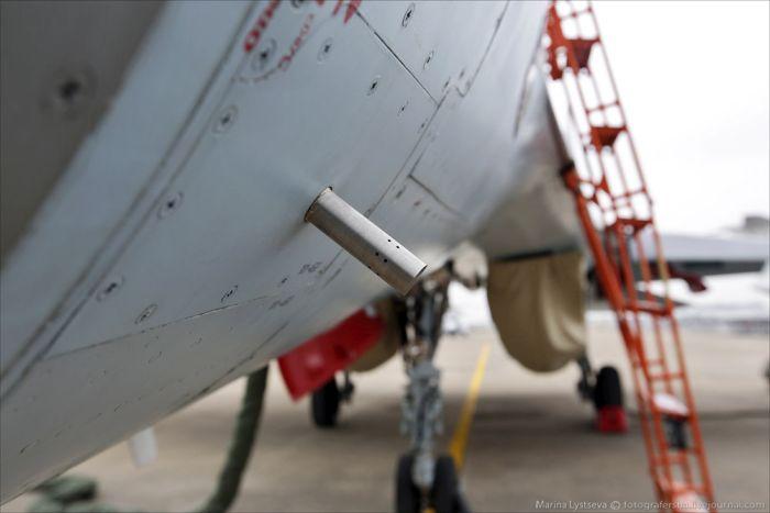 Истребитель Су-35 на авиасалоне China Air Show-2014