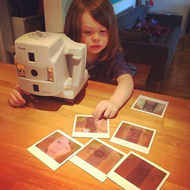 Инстаграм 4-летнего сына фотографа National Geographic