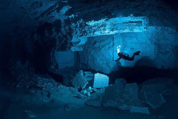 Самая длинная пещера в России