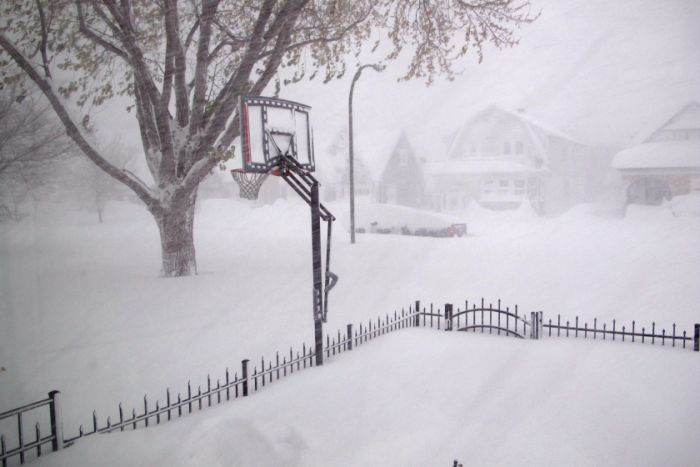 Сильнейшие снегопады в США унесли жизни восьми человек