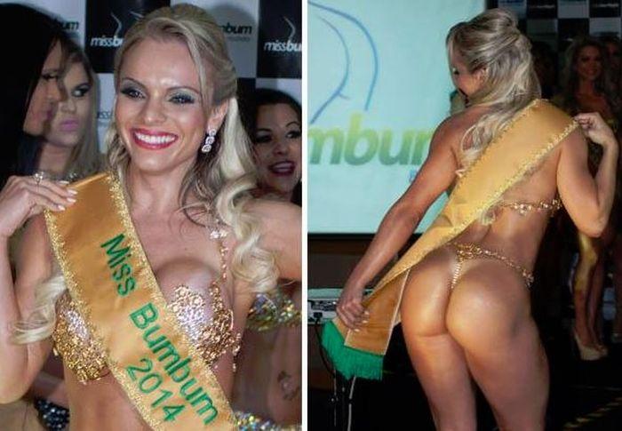 Индианара Карвальо завоевала титул Мисс Бумбум-2014