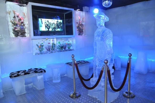 Icebarcelona бар в Барселоне