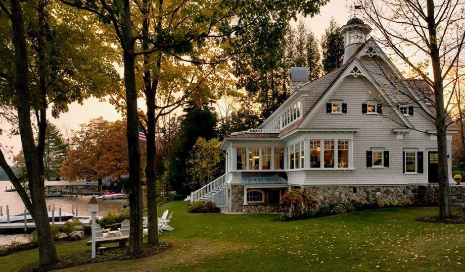 Роскошные дома