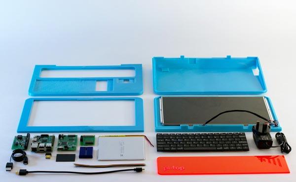 Самодельный ноутбук распечатывается на 3D-принтере