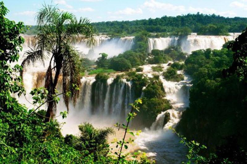 Самые великолепные водопады мира