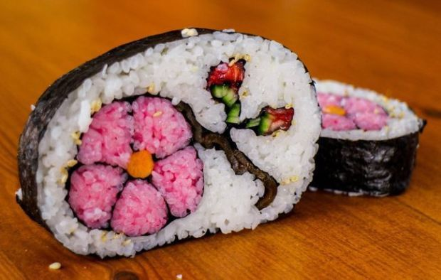 Японское искусство роллов и суши