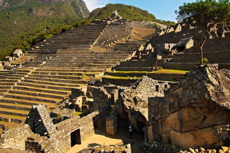 Мачу-Пикчу - город в небесах