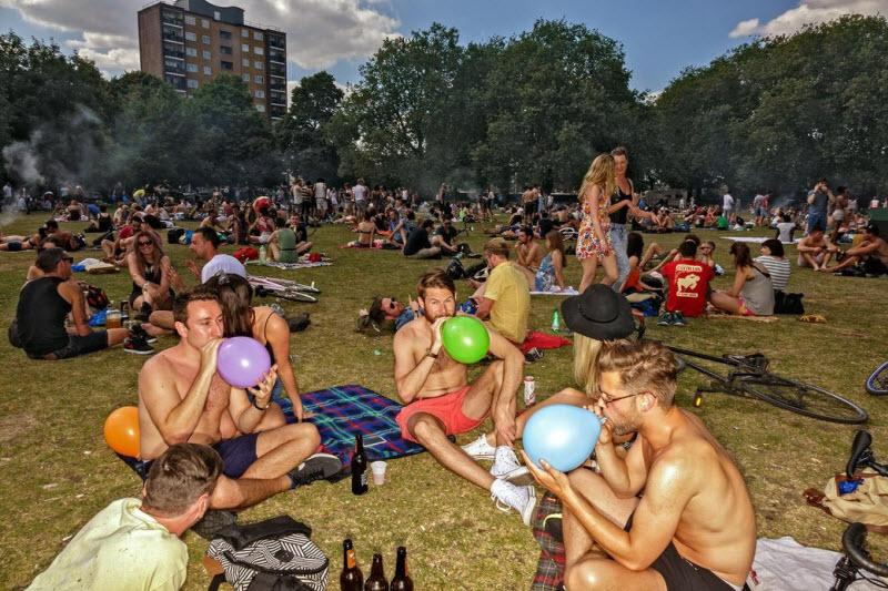 Шордич — самый весёлый и безумный лондонский район