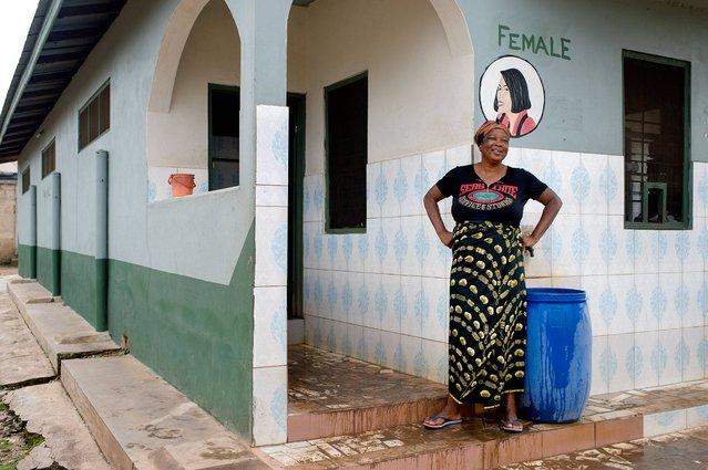 Туалеты жителей разных стран