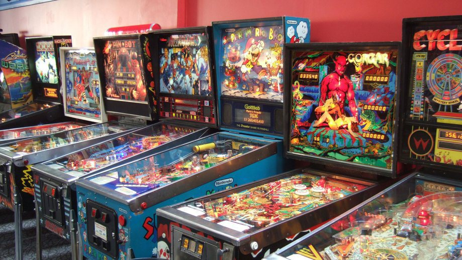 Места для любителей игровых автоматов