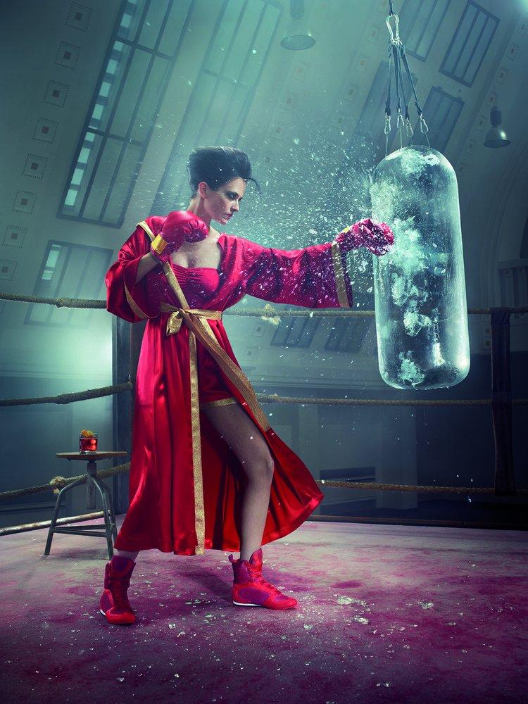 Мифология миксологии Campari - календарь 2015 года