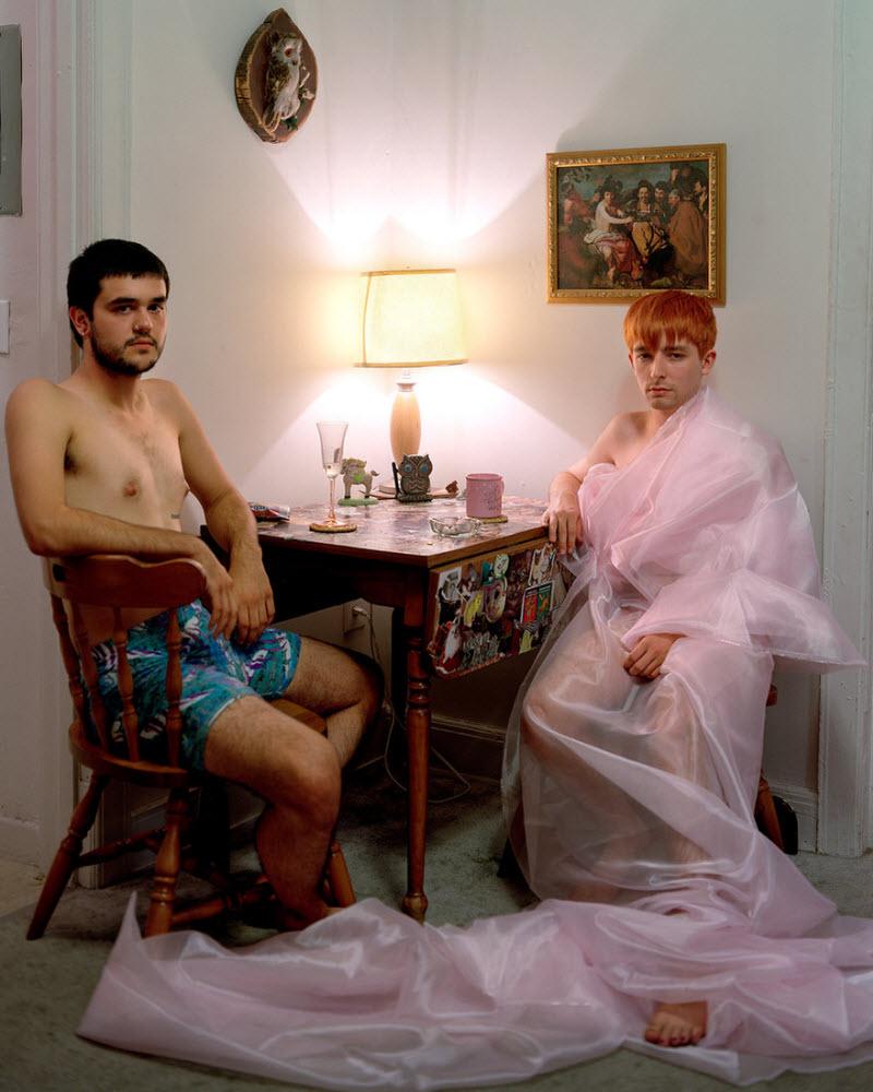 Представители сексуальных меньшинств от Молли Ландрет