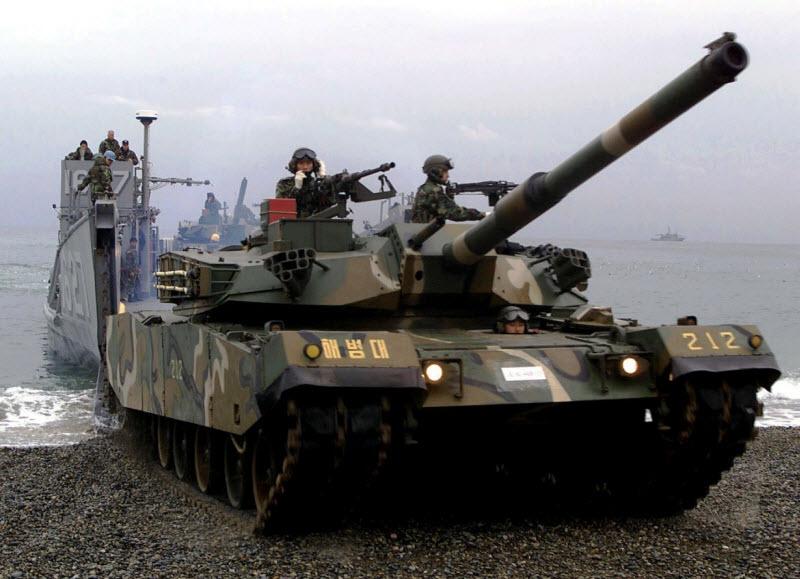 Современные танки армий мира