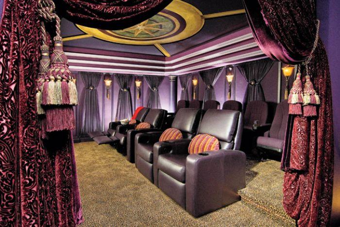 Подборка домашних кинотеатров