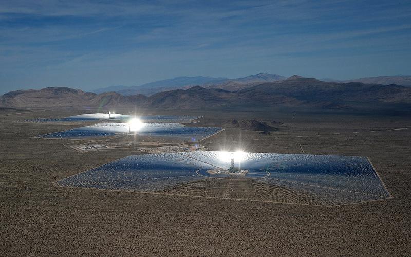 Солнечная электростанция Айванпа