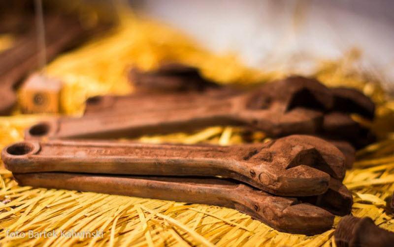 Старые ржавые железяки, которые можно съесть