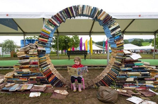 Хэй-он-Уай - город книг