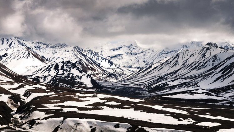 Национальный парк Денали на Аляске
