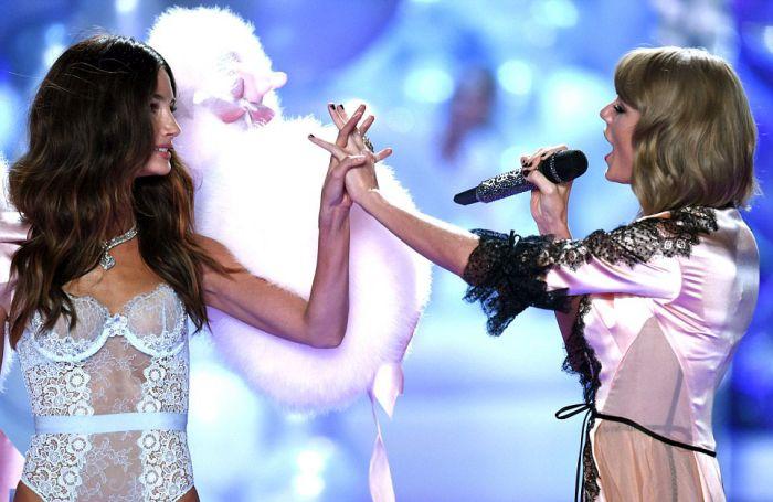 Новая коллекция белья Victoria's Secret